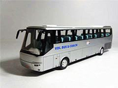 1:43 scale Resin Model Bus